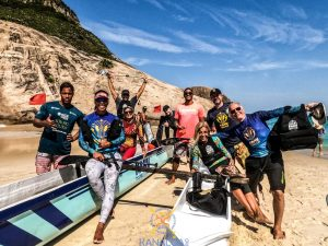 Canoa Havaiana vai além da atividade física
