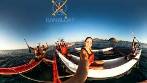 maior clube de canoa havaiana do rio