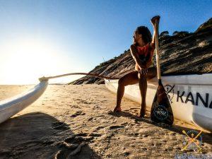 clube de canoa havaiana