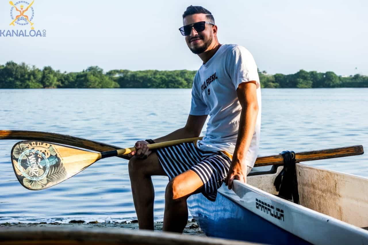 Por que os Remos Woodz são ideais para a canoa havaiana ?
