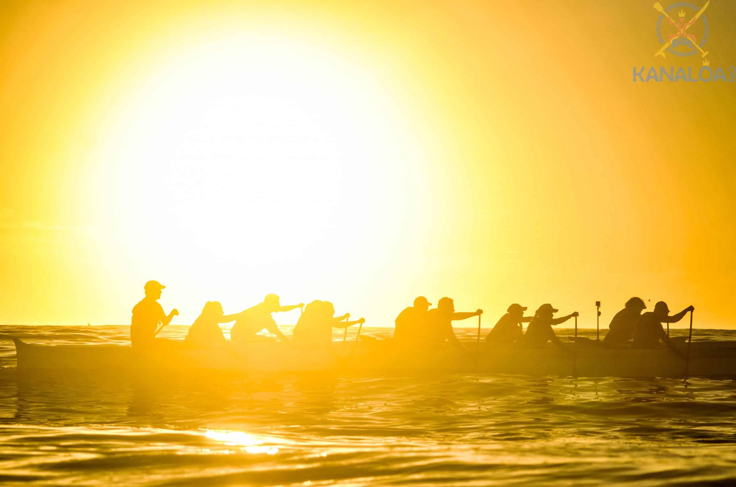 A canoa havaiana tem a capacidade de elevar nosso espírito, recarregar-nos com energia positiva e assim melhorar nosso estado mental