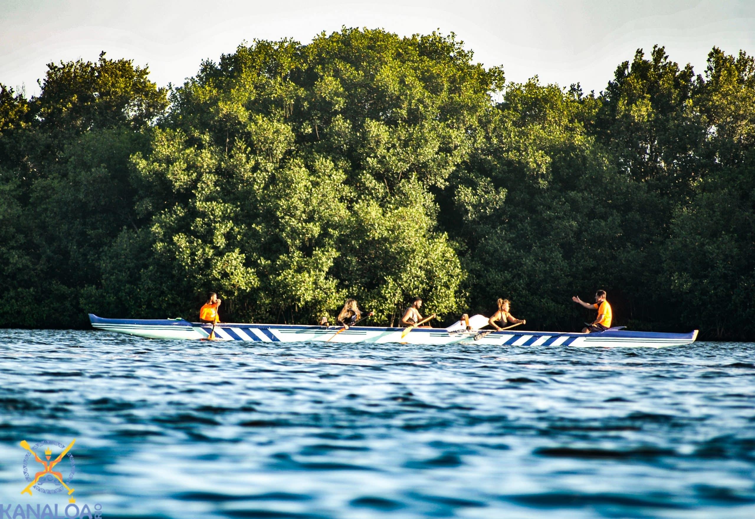 aula de canoa havaiana barra da tijuca
