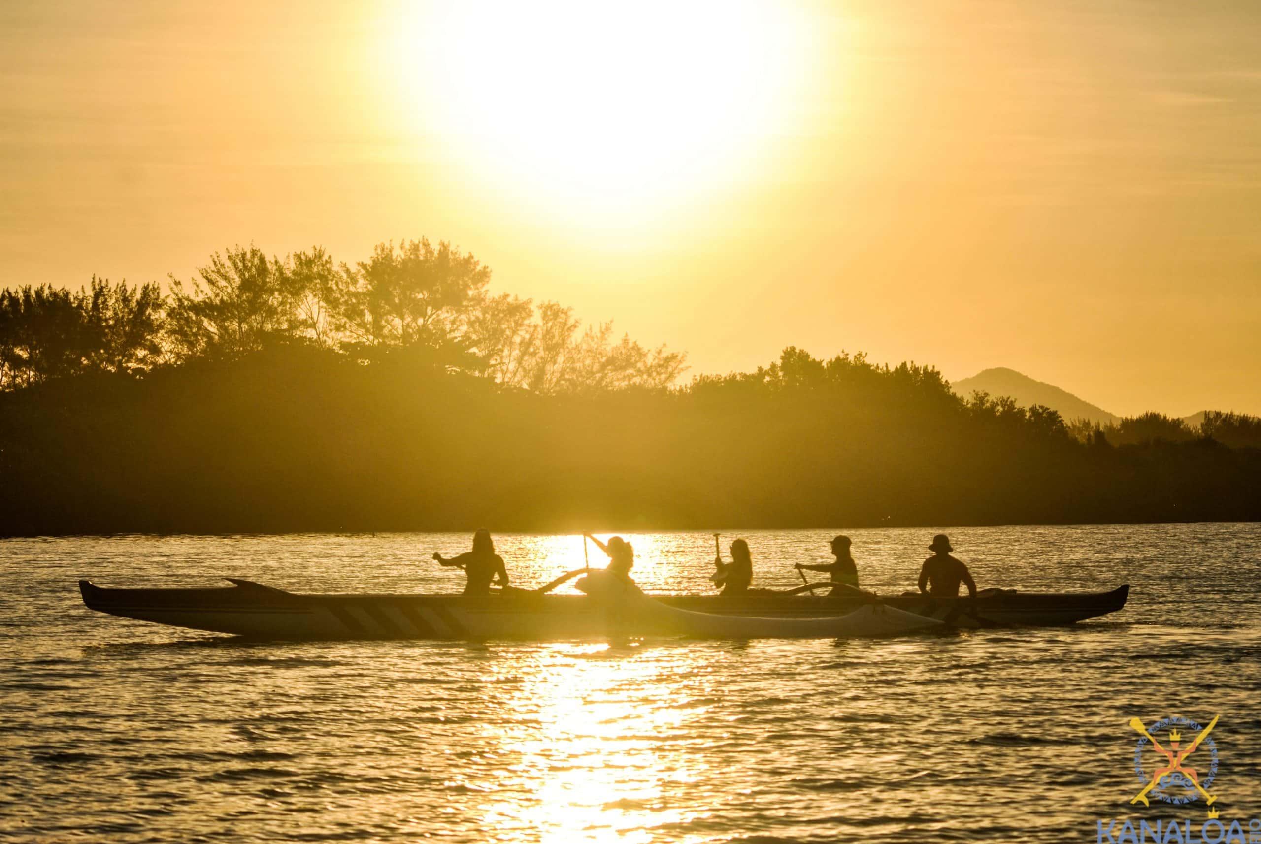 Venha remar Canoa Havaiana na Lagoa de Marapendi