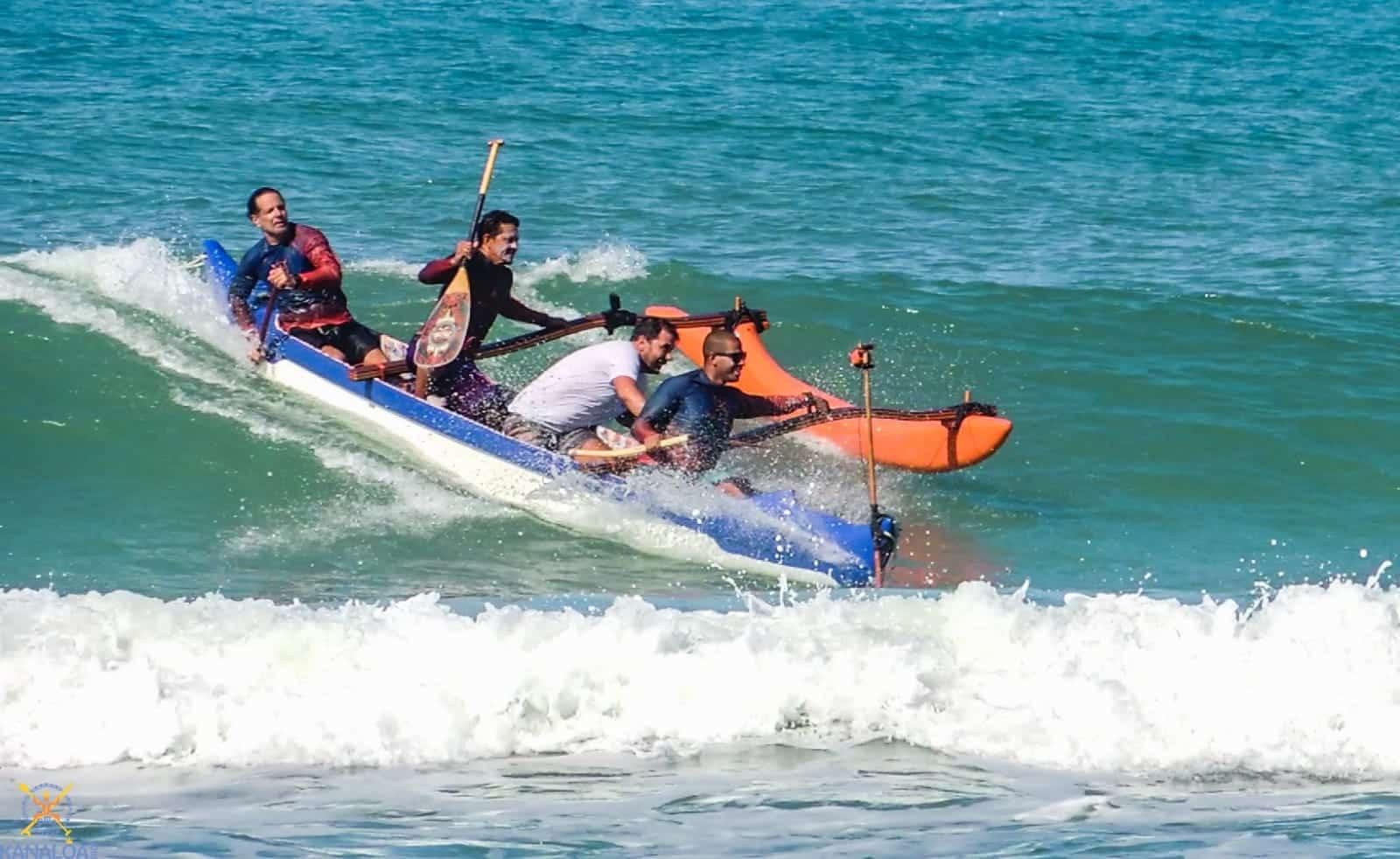 surf de canoa