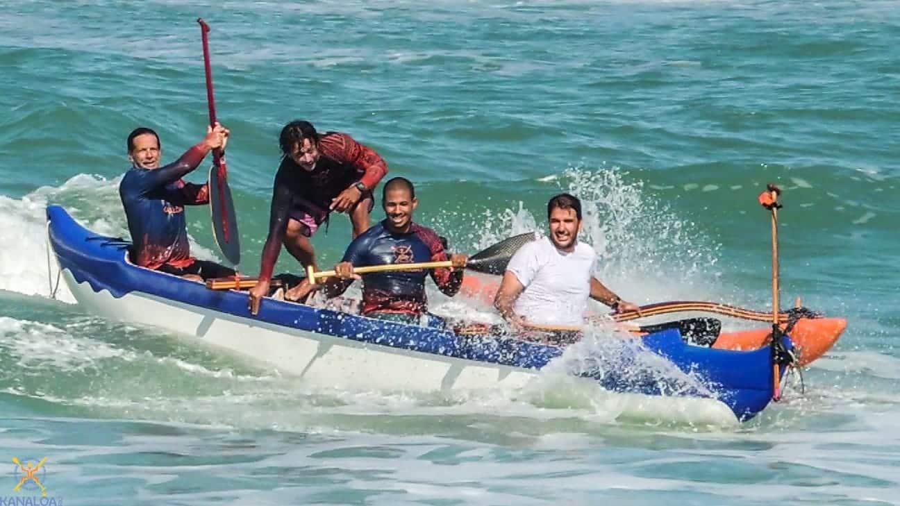 canoe surf